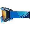 UVEX 300 - Gafas de esquí - azul